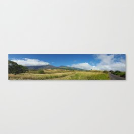 Maui West Country Canvas Print