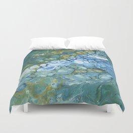 Ocean Exhibition Duvet Cover
