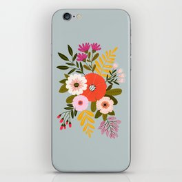 Country Bunch No. 2 iPhone Skin