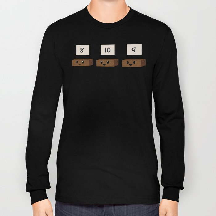 Brownie Points Long Sleeve T-shirt