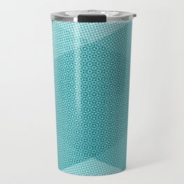COOL HALFTONE Travel Mug