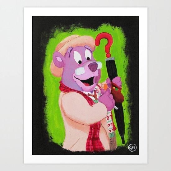 Who Dis Doctor 7 Art Print