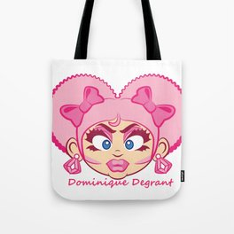 Dominique DeGrant Tote Bag