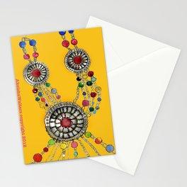 My favourite necklace Stationery Cards