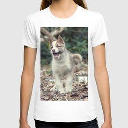Happy puppy T-shirt