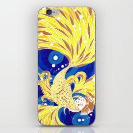 Zolotaya Rybka or Golden Fish iPhone Skin