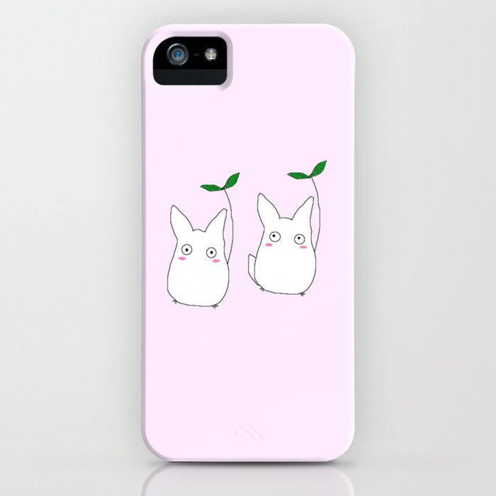 lil totoros iphone case