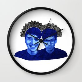 AmazingPhil & Danisnotonfire Wall Clock