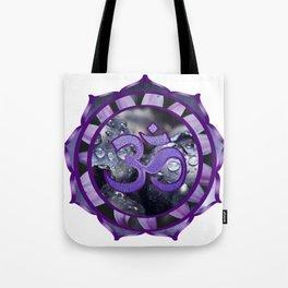 Sahasrara Natural Tote Bag
