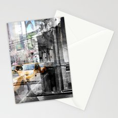 New York City | Geometric Mix No. 9 Stationery Cards