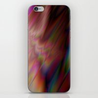 prism iPhone & iPod Skins featuring Prism by KK Powell