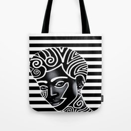BLACK QUEEN  Tote Bag