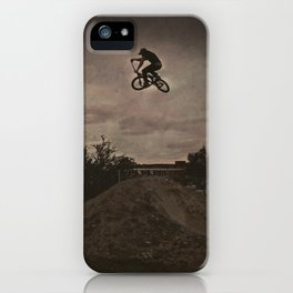 Riding High iPhone Case