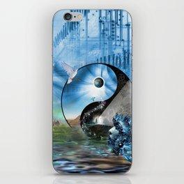 We are Symbols of Light iPhone Skin