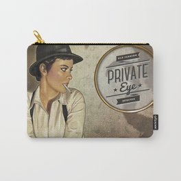 Detective Carry-All Pouch