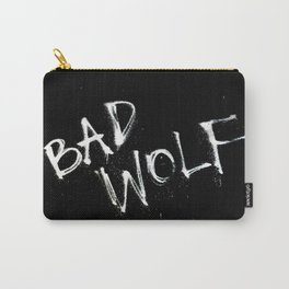 Doctor Who Bad Wolf Carry-All Pouch