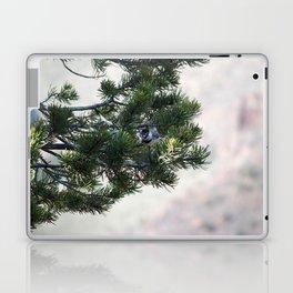 Solitary bird Laptop & iPad Skin