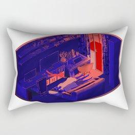 5AM Cat Rectangular Pillow