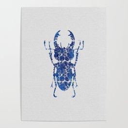 Blue Beetle III Poster