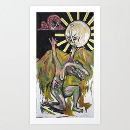 Capitalismo, Patriarcado, y Feminismo Art Print