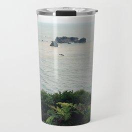 New Zealand Coast Travel Mug