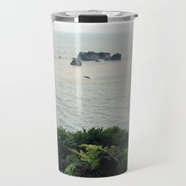 New Zealand Coast Travel Mug