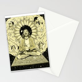 The Tao of Dude (The Big Lebowski) Stationery Cards