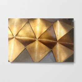 The Gold Collection Metal Print