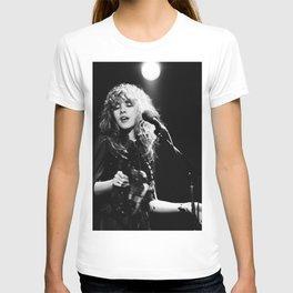 Stevie Nicks Album Poster Cover Wall Art Living Room Home Docor,No Frame T-shirt