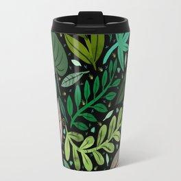 Green Scatter Travel Mug