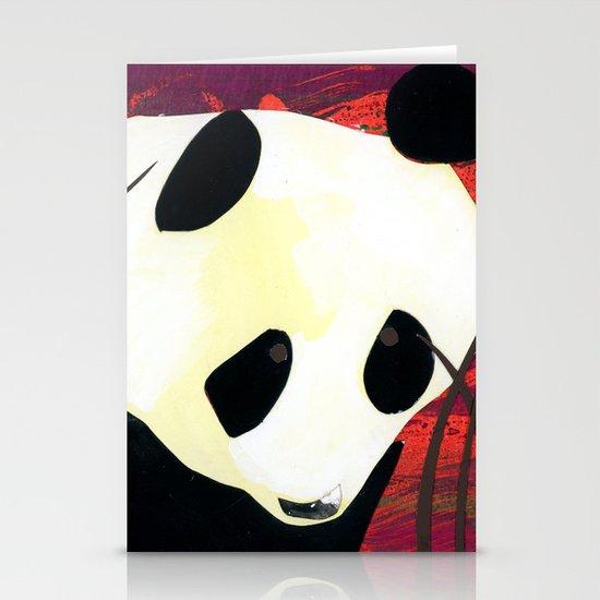 Panda Stationery Cards