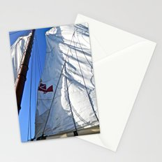 Open Sails Stationery Cards