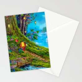 Day Moon Haven Stationery Cards