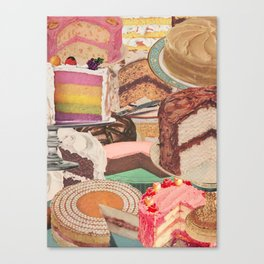 Its My Party Canvas Print