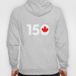Canada 150th Anniversary Of Confederation Canadian Hoody