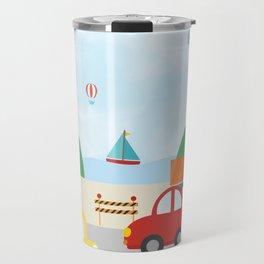 Transportation Zone Travel Mug