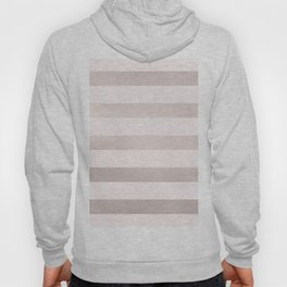 Rose Gold and Pink Stripes Pattern Hoody