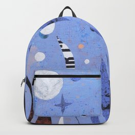 BLUE UNTITLED Backpack