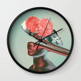 Lati Wall Clock