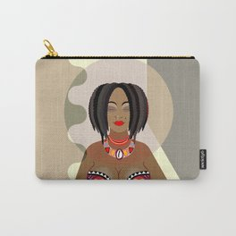 Nubian Queen Carry-All Pouch