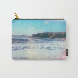 California Sunshine Waves Carry-All Pouch