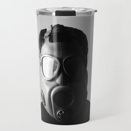 Czech M10M Gasmask Travel Mug