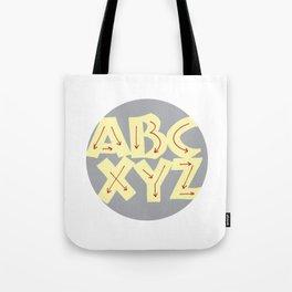 Neuland ABCXYZ Tote Bag