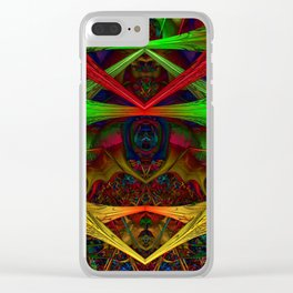 Xeno 1 Clear iPhone Case