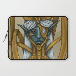 Clockwork God Laptop Sleeve
