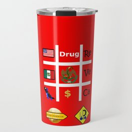 #Drug Travel Mug