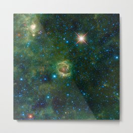 712. A Nebula by Any Other Name Metal Print
