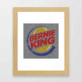 Bernie King Framed Art Print