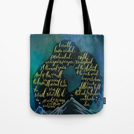 The wait was worth it. A Court of Wings and Ruin (ACOWAR). Tote Bag