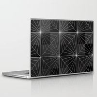 diamond Laptop & iPad Skins featuring Diamond by Dood_L